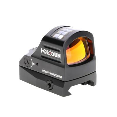 Коллиматор Holosun Micro HS507C OpenReflex - Hitfactor.ru