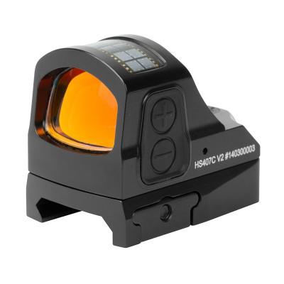 Коллиматор Holosun HS407C V2 - купить дешево на Hitfactor.ru