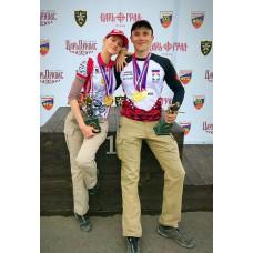 Мастер-класс по карабину 9х19 от Романа Халитова и Алёны Карелиной (1 день)